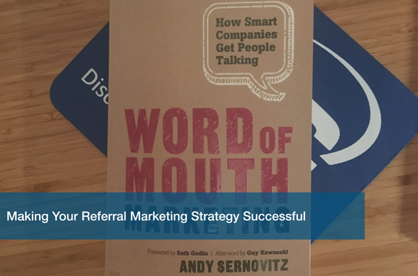 Picture of book Word of Mouth Marketing