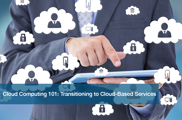 Transition to cloud-based services with the help of an IT provider.