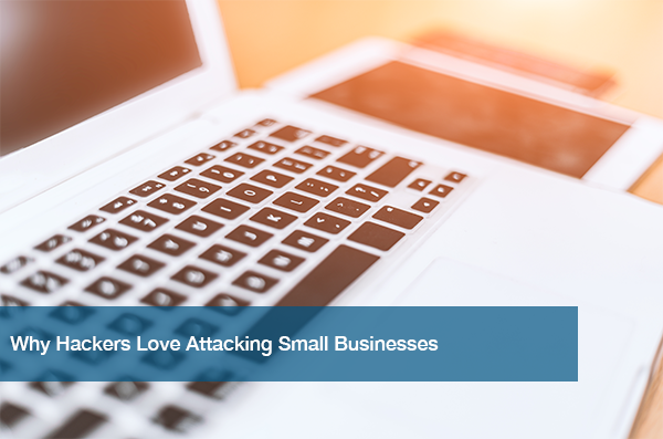Hackers can attack your small business