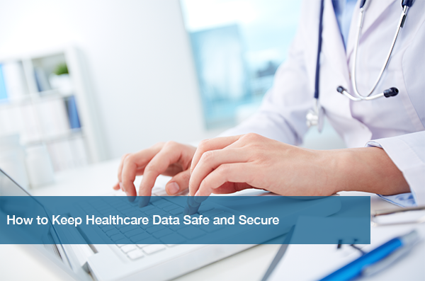 Healthcare workers stay safe online