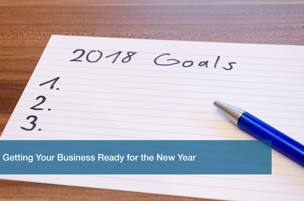 business list for 2018 goals